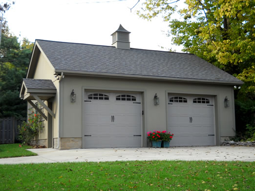 Home ideas custom garage plan for Custom garage plans
